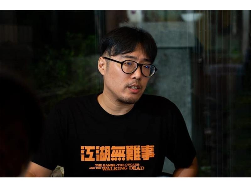 馮勃棣【2020劇本創作獎】