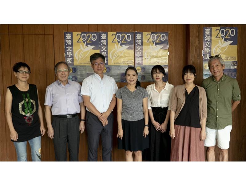 2020臺灣文學獎【金典獎〡決審總評】