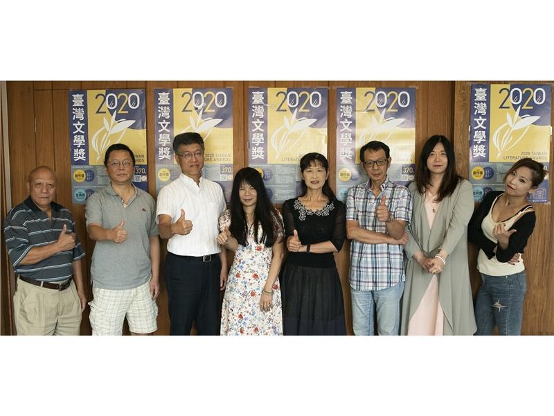 2020臺灣文學獎【金典獎〡複審觀察之一】