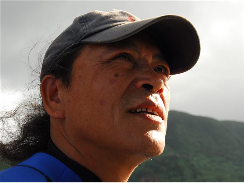 夏曼‧藍波安【圖書類│金典獎】《大海之眼:Mata nu Wawa》(印刻出版)