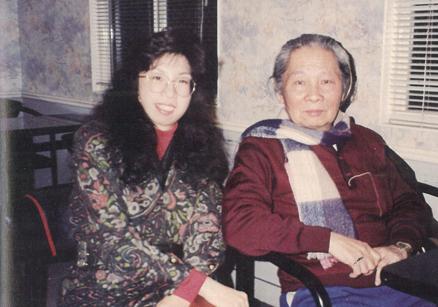 1991,與陳燁。