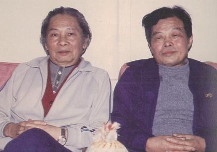 1995,與黃榮洛。