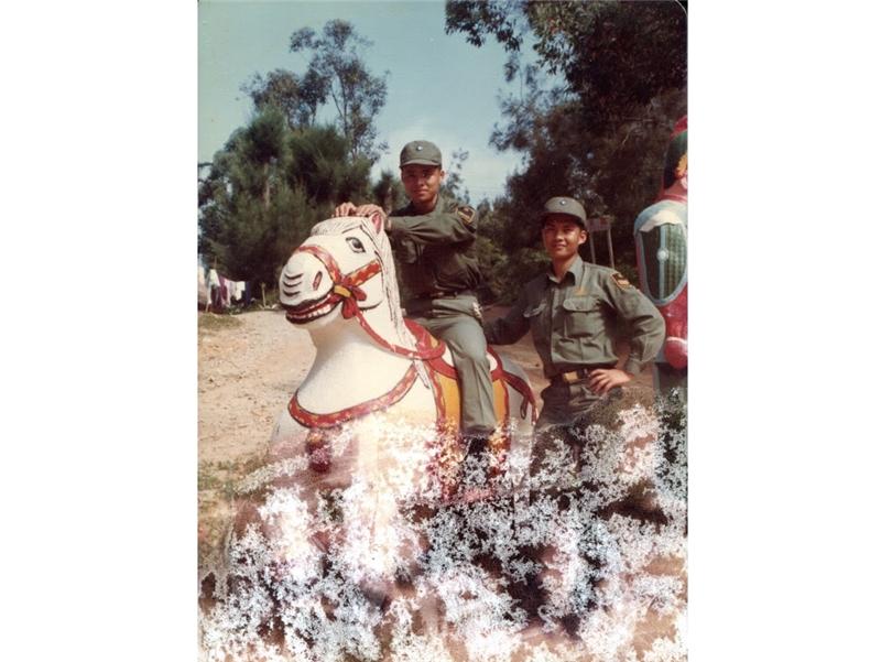 Military service in Kinmen
