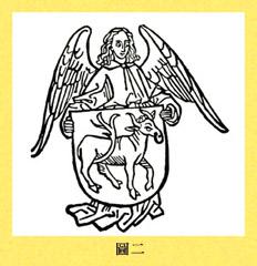 天使與徽章
