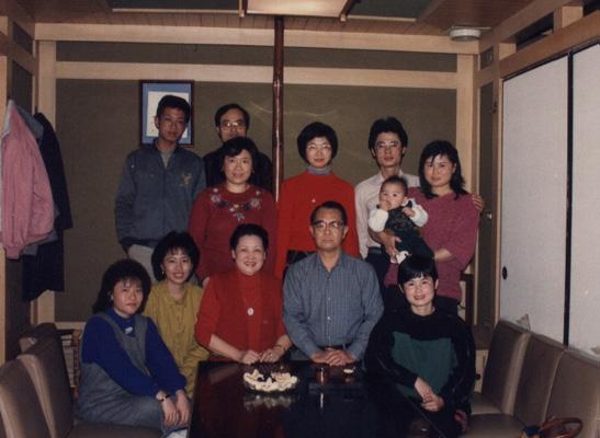 純文學出版社成員聚餐