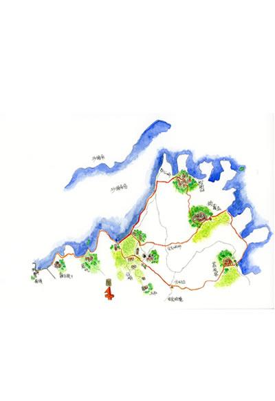 時間 : 2011 名稱 : 香港谷埔鎖羅盆