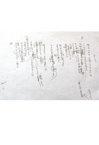 時間 : 2001.11 名稱 : 登頂 類別 : 詩