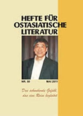 <i>Hefte für ostasiatische Literatur </i>