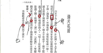 《吉陵春秋》二版改訂稿  洪範書店授權提供