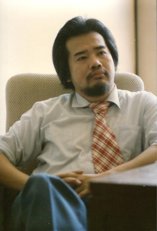 獲博士學位,赴台灣擔任中山大學外文系助理教授