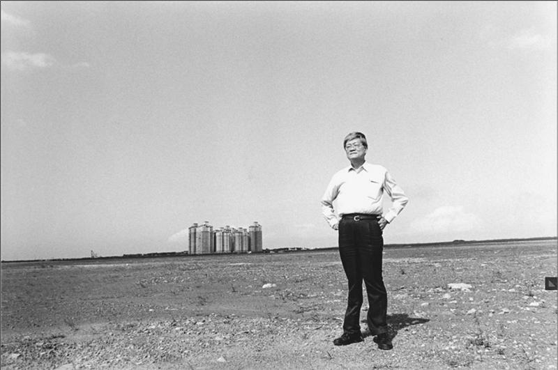 淡海新市鎮 2001.12