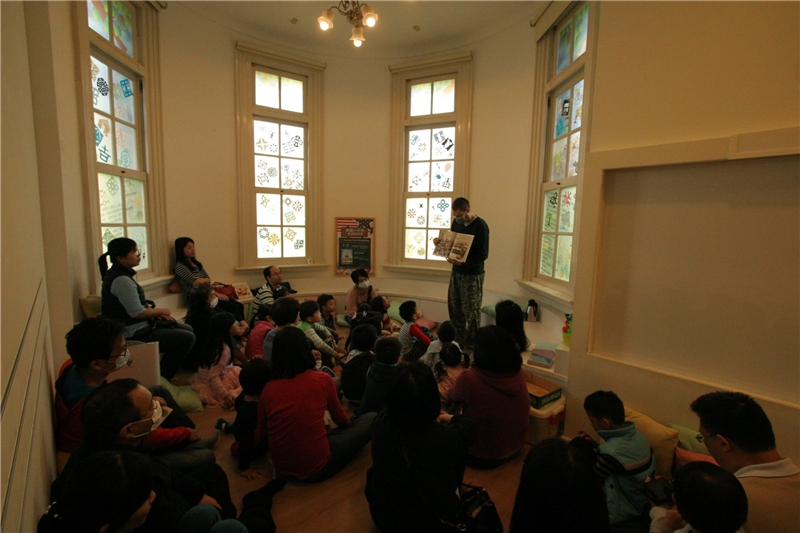 1/7/2017 AS Storytelling/美國小天地:美語說故事