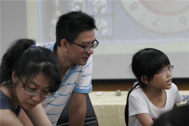 2017.08.06-台文館偵探謎蹤:放羊小孩桌迷藏-許永清老師