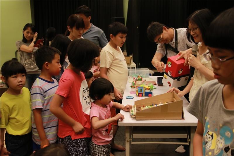 2018.04.05-環保玩具DIY-講師黃月惠