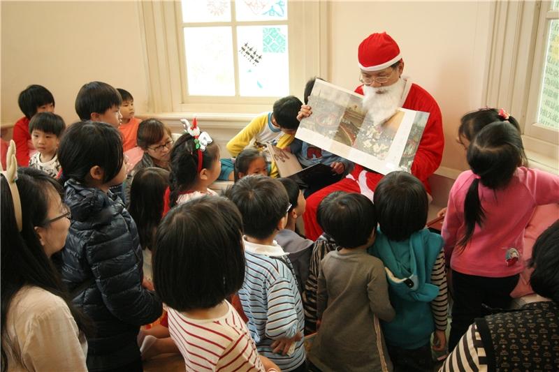 2016兒童書房聖誕節特別活動
