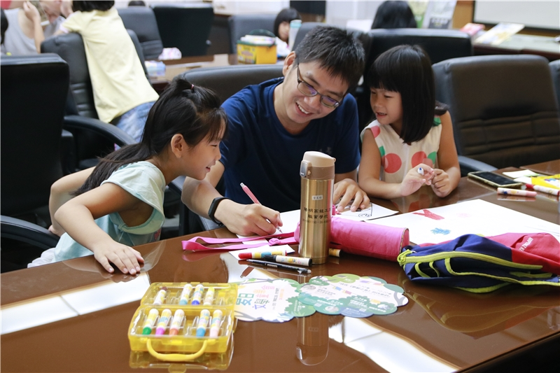 9/8謝承志老師-《夢獸之島》:從遊戲中學習,認識文學作家