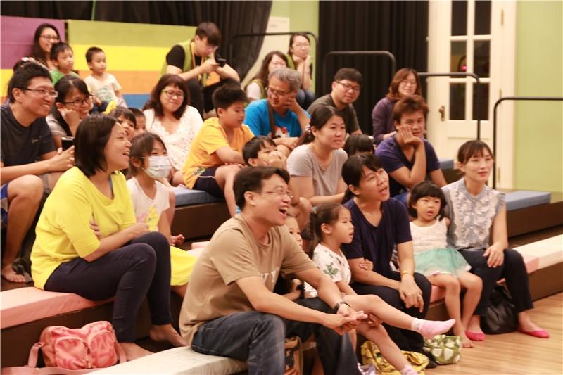 2018.08.04布袋戲表演活動:虎姑婆來了、孫悟空大戰牛魔王(演出:唭哩岸布袋戲團)