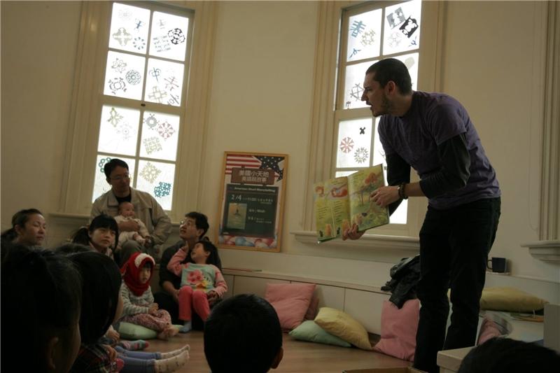 2/4/2017 AS Storytelling/美國小天地:美語說故事