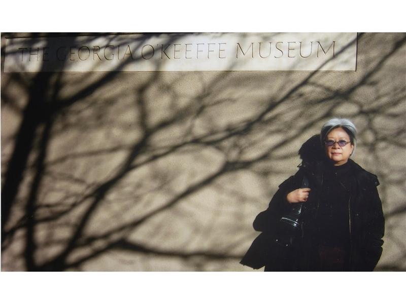 <p>◆《枯木開花&mdash;聖嚴法師傳》出版。 <br />◆《微醺彩妝》獲台北市政府第三屆台北文學創作獎</p> <p>&nbsp;</p> <p>(註:照片由施叔青提供)</p>