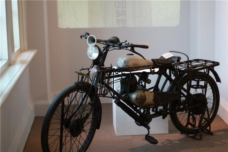 日本時代腳踏車